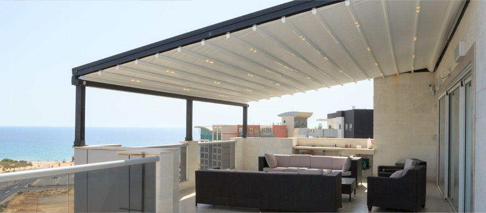 בניית פרגולה למרפסת